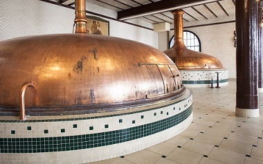 view of the brewery Birrificio rurale