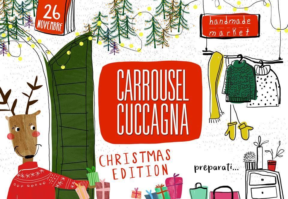 Carrousel Cuccagna vi aspetta domenica 26 novembre