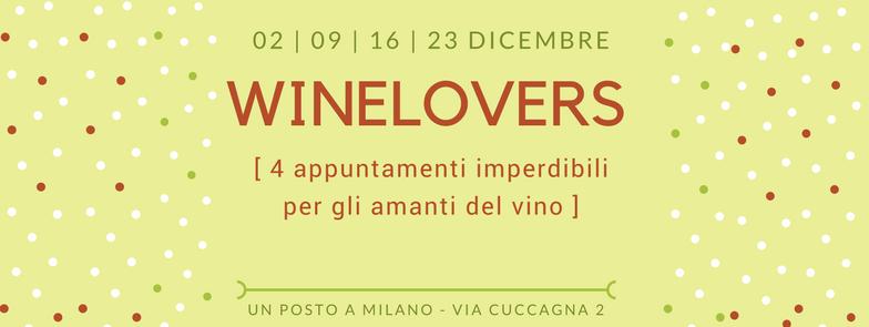 Winelovers: degustazioni di vino in cascina