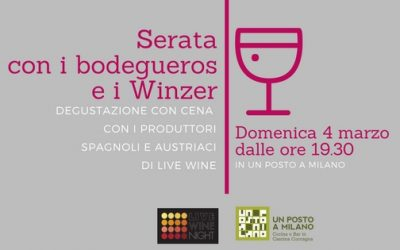 An evening with bogueros and Winzer